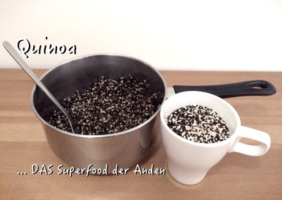 Quinoa – das Anden-Superfood