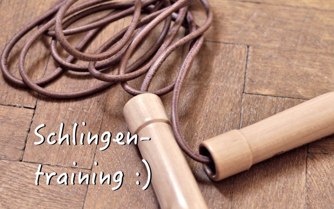 functional-training mit dem Schlingentrainer