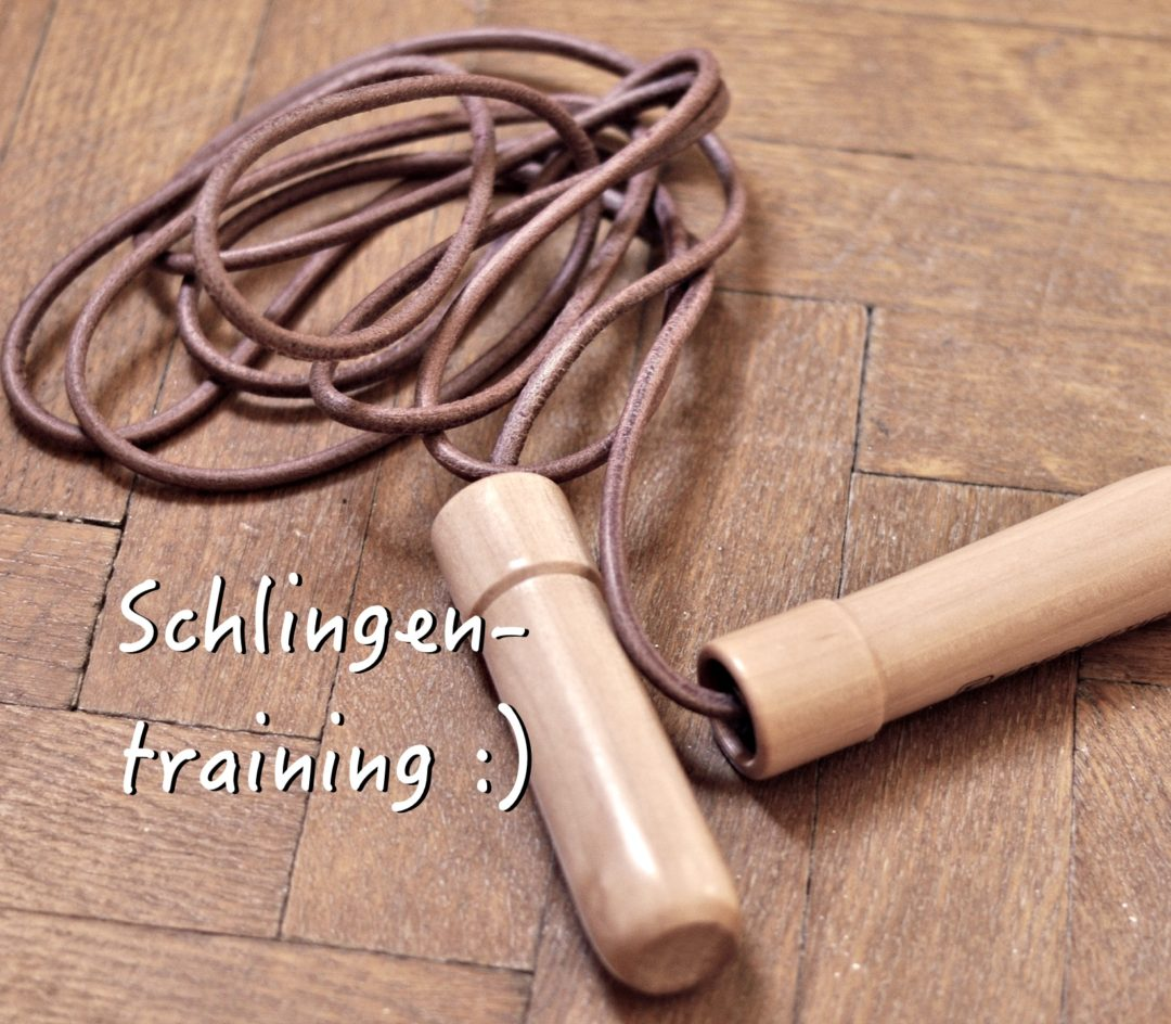 functional-training mit dem Schlingentrainer