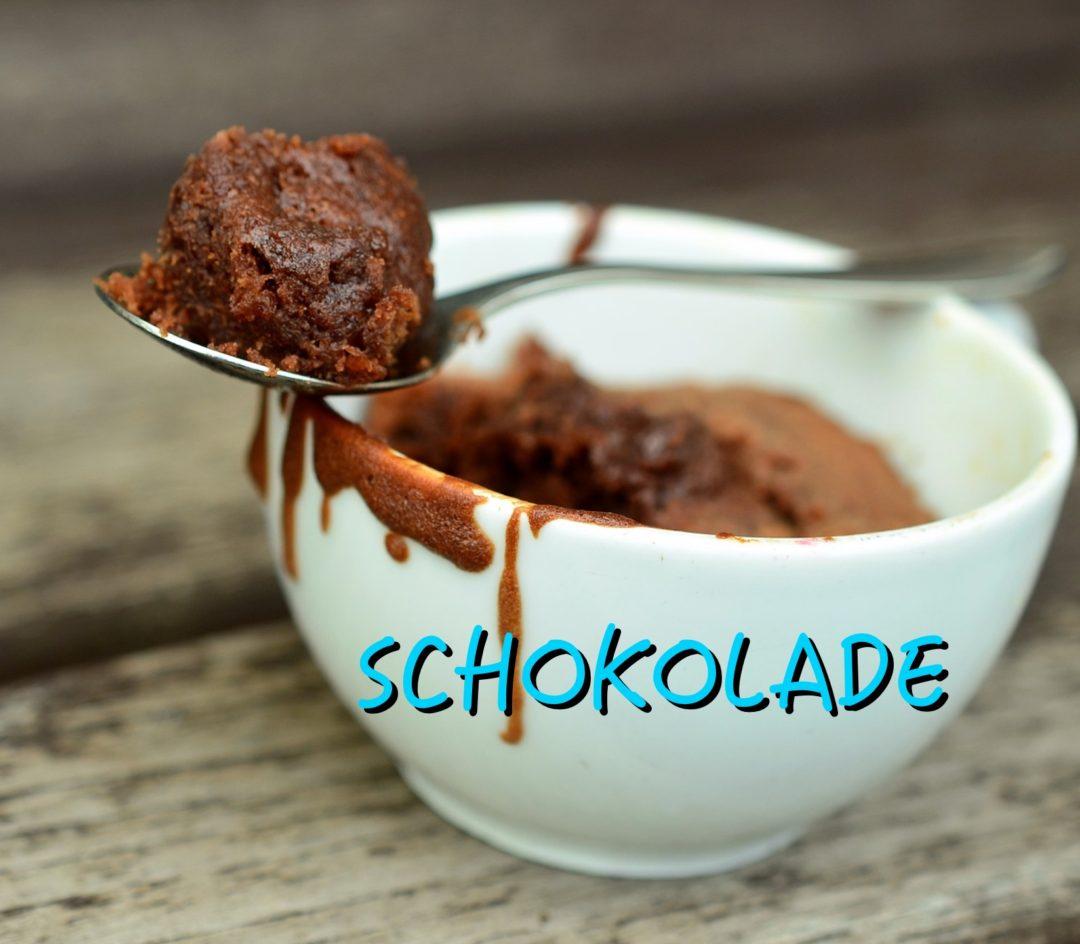 schokolade roh und gesund