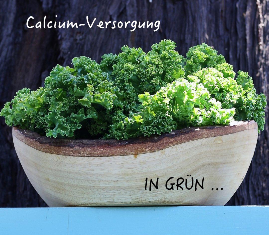calcium ohne Kuhmilch