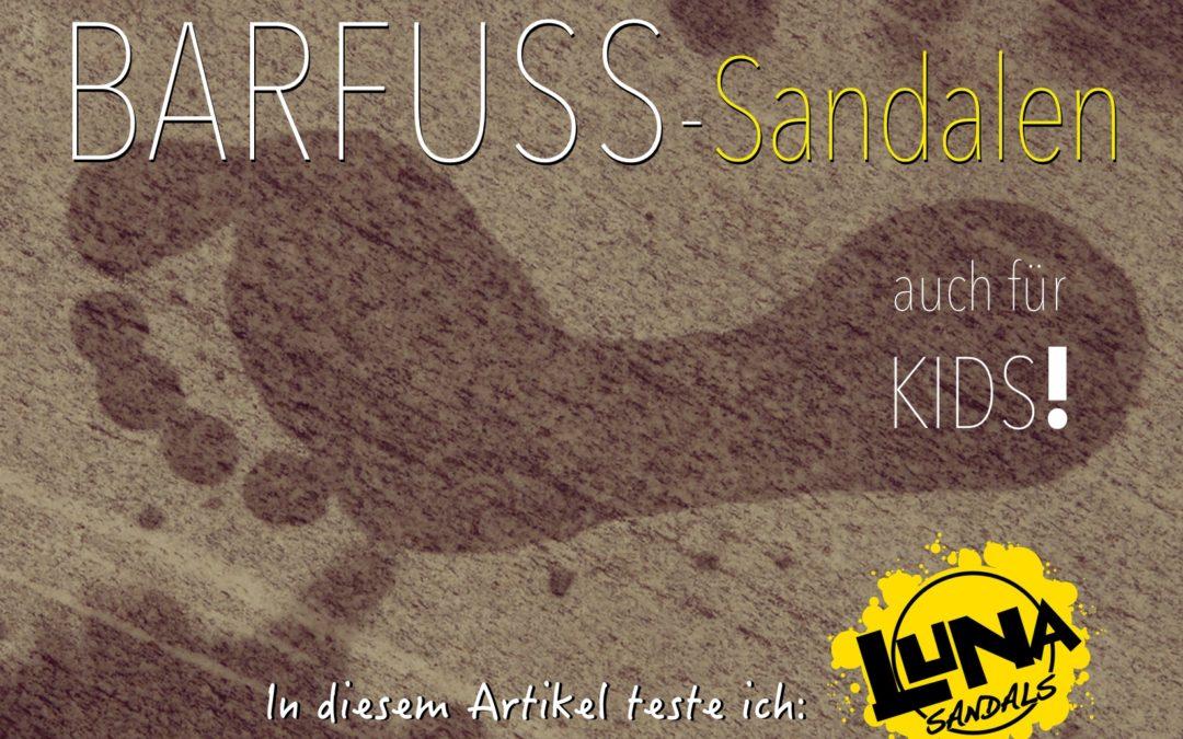 Barfuss-SANDALEN – Teil III